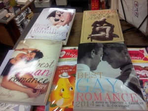 Best Gay Romance 2014 in store