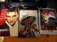 Books from Steve 20140401
