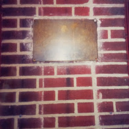 Stonewall Inn plaque