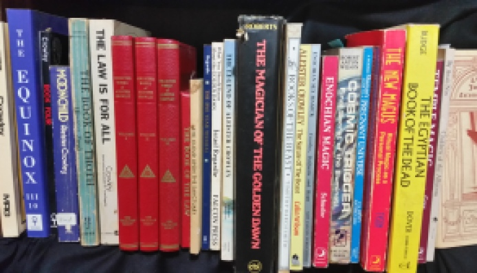 Thelemic Bookshelf 2