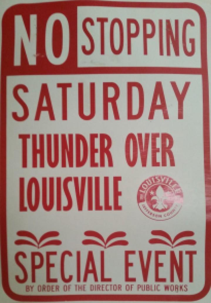 No Stopping Saturday